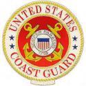Coast Guard Crest Magnet