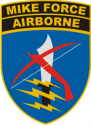 Mobile Strike Force Mike Force - B-55 Decal
