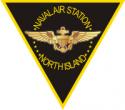 NAS North Island Decal
