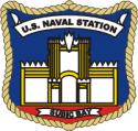 U.S. Naval Base Subic Bay Decal