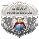 Air Force Special Operations Pararescue Medal Sign
