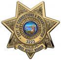 California Department of Corrections and Rehabilitation (Chief Deputy Warden)  B