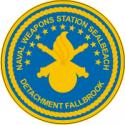 NWS Seal Beach/Fallbrook Decal