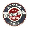 Automotive Service Expert at Everything -  Metal Sign