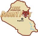 Operation Desert Fox  Decal
