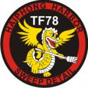 Haiphong Harbor Sweep Detail - TF78
