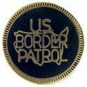 Border Patrol Pin