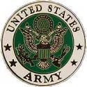 U.S. Army Logo Pin