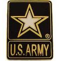 Army of One Pin