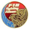 F-16 Fighting Falcon Pin