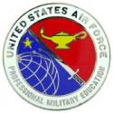 Air Force Professional Military Education Pin