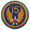 15th Air Force Patch WWII