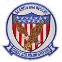 Coast Guard Search & Rescue Patch