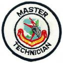 Air Force Master Technician Patch