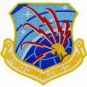 Air Force Combat Command Patch