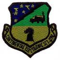 Air Force Continental Electronic Patch