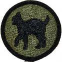 81st RR Command Patch