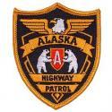 Alaska Highway Patrol Patch