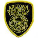 Arizona Dept of Corrections Patch
