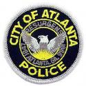 Atlanta Police Patch