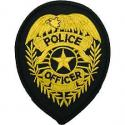 Police Officer  Patch