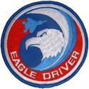 Air Force Eagle Driver Patch