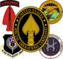 US Special Operations Command Group Decal