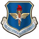 Air Force Air Education and Training Command All Metal Sign 15 x 15""
