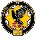 1st Calvary Regiment All Metal Sign 15 x 15