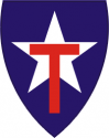 Texas State Guard 2 Decal