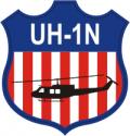 UH-1N Decal