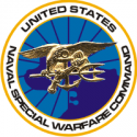 Naval Special Warfare Command Decal