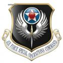 Air Force Special Operations Medal Sign