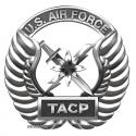 Air Force Special Operations Tactical Air Control Party TACP Medal Sign